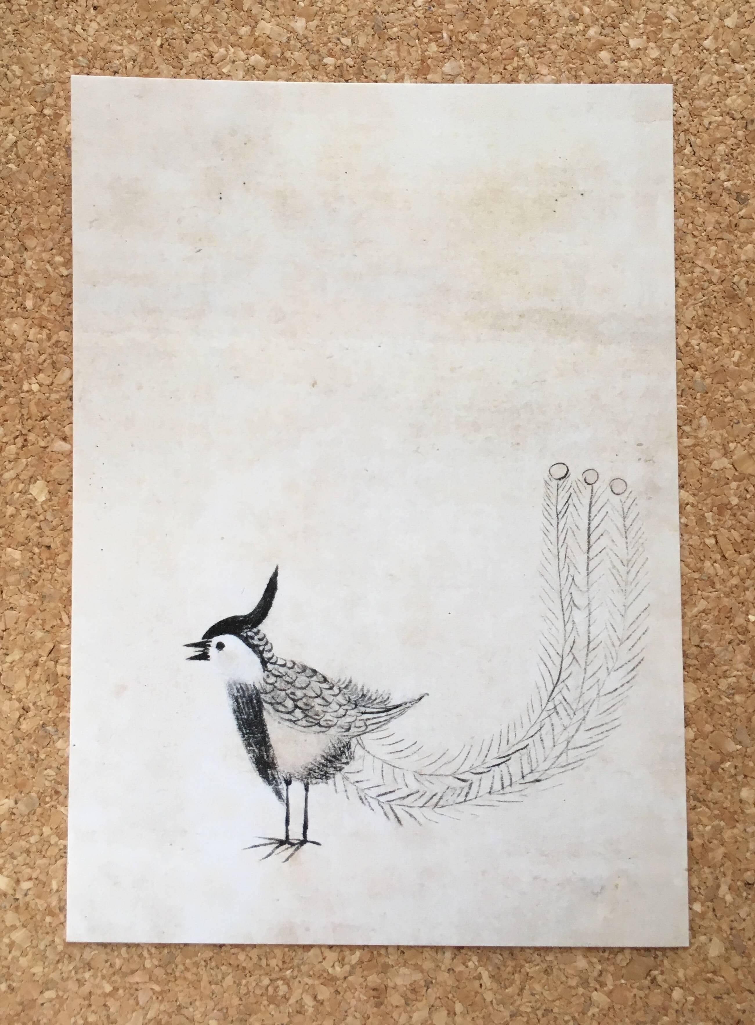 徳川家光『鳳凰図』