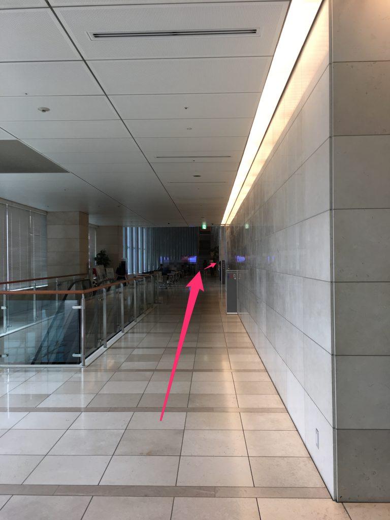 パナソニック汐留美術館への行き方