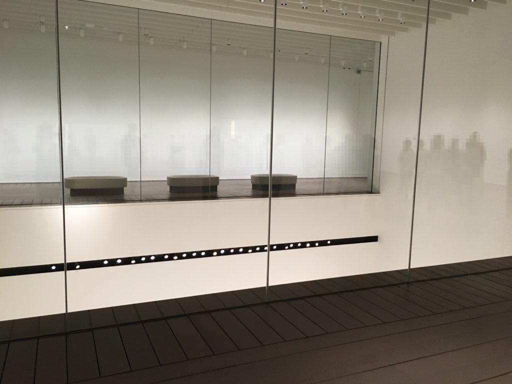 アーティゾン美術館の内部